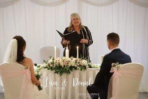 Lisa & Donal's Wedding